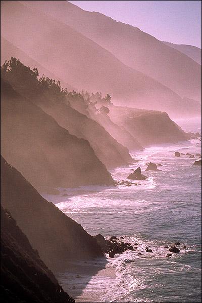 Берег моря или океана. Фото, фотография